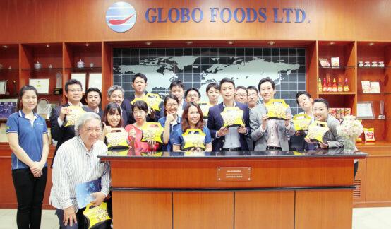 m-trip「満たせ、タイ人の胃袋!おとなの食品加工工場見学!Globo Foods」のサムネイル