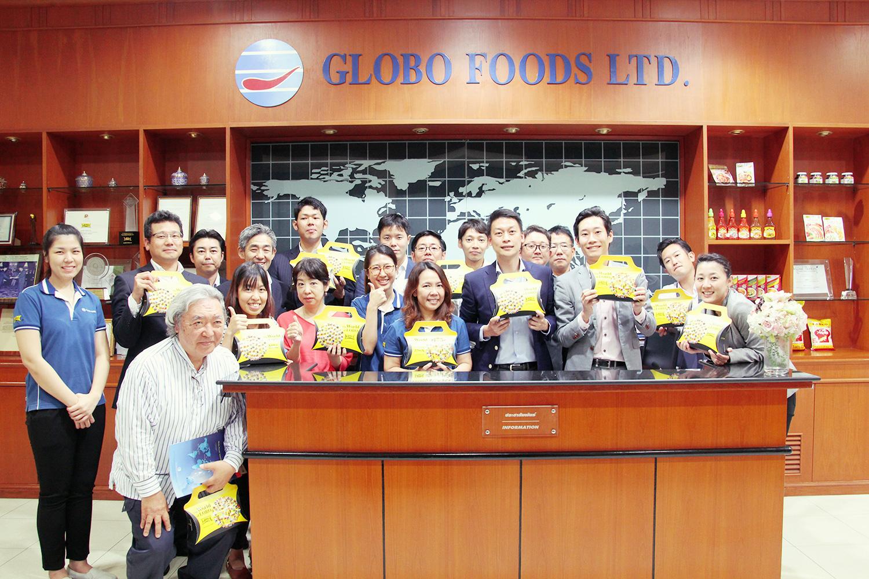 m-trip「満たせ、タイ人の胃袋!おとなの食品加工工場見学!Globo Foods」のメイン画像