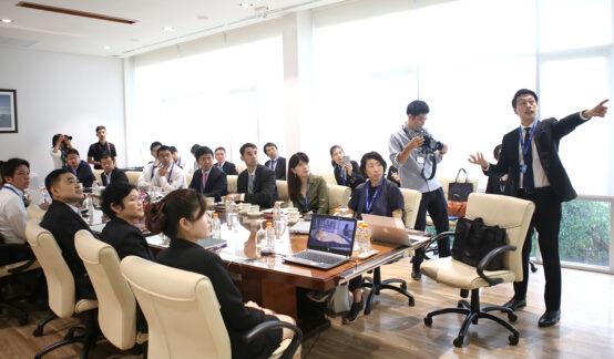 海外視察研修プログラム、NBSビジネスミッションができるまでのサムネイル