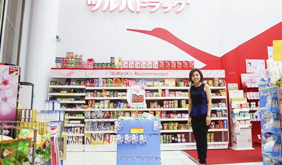 人々の健康を守り、歩いているだけで楽しいお店へ。ツルハドラッグの挑戦。(ベンジャマースさん)「私と日本」vol.5のサムネイル