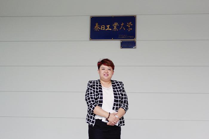 日本企業で活躍するタイ人を育てたい。泰日工業大学学部長として、人材教育に力を注ぐ。(ワンウィモンさん)「私と日本」vol.3のメイン画像