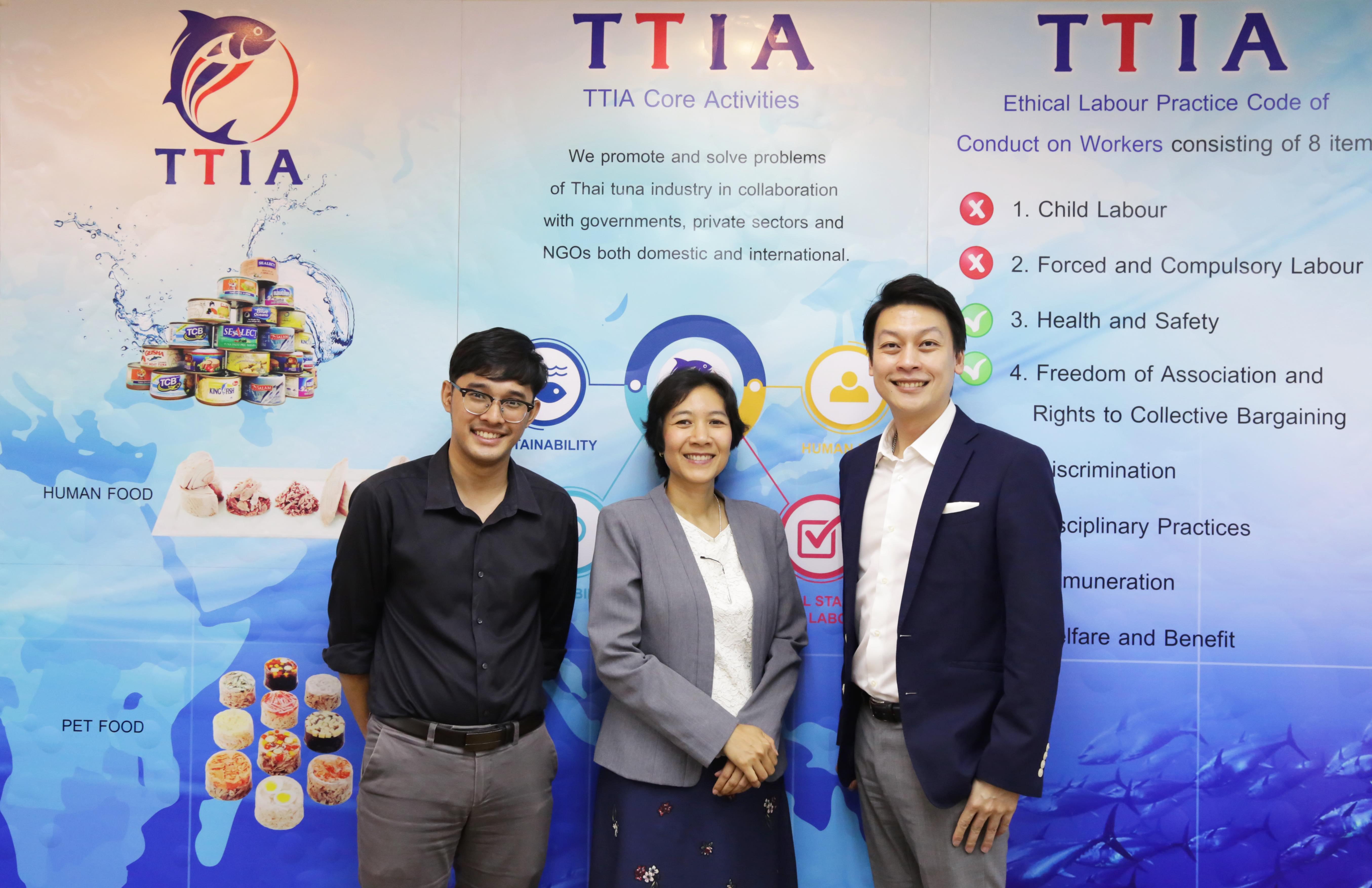 持続可能な生産への転換。世界最大のツナ缶輸出国の取り組みのメイン画像