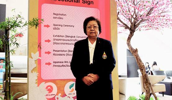 日タイ両国の皇室と王室をつなぎ、日本語を学ぶ若者の未来を支える言葉の母。(プッサディーさん)「私と日本」vol.10のサムネイル