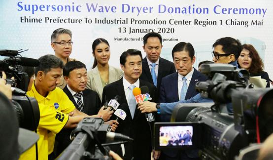 愛媛県知事訪タイ!日タイの経済交流拡大に向けてのサムネイル