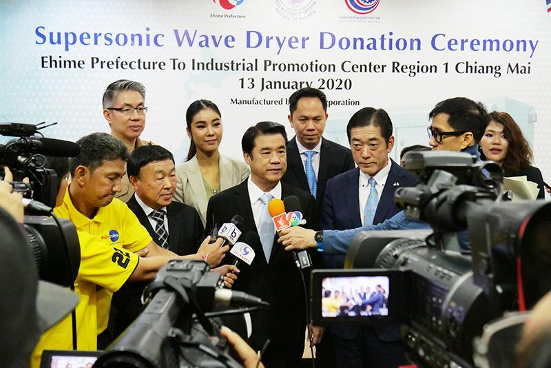 愛媛県知事訪タイ!日タイの経済交流拡大に向けてのメイン画像