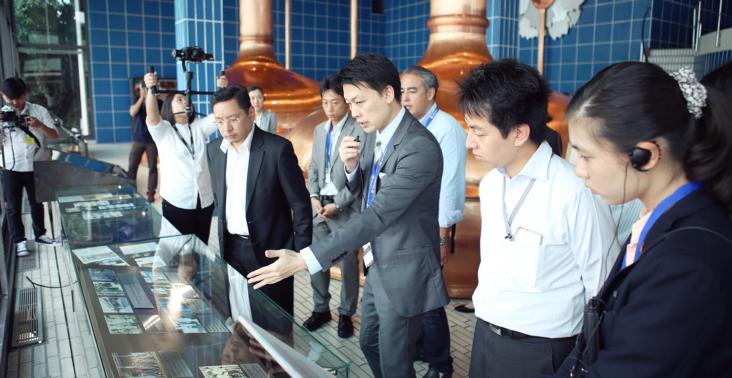 企業訪問(ビジネスミッション)の画像