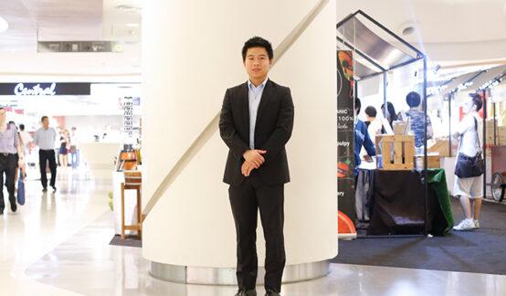 タイ人スタッフの意識を変えたい!日系企業で働くタイ人が描く「日本のサラリーマンの生態」。(パタラポンさん)「私と日本」vol.7のサムネイル