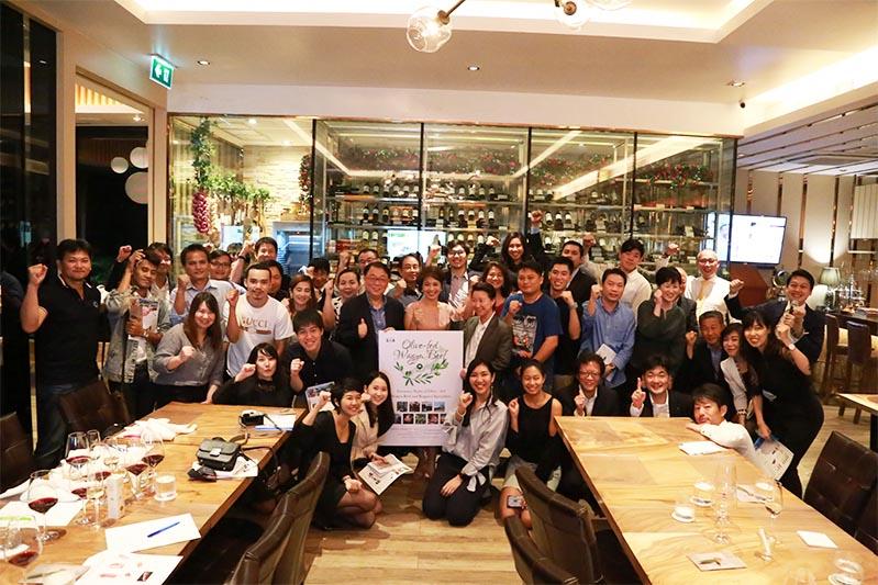 香川県主催の県産品PRイベント「Awesome Night of Olive-fed Wagyu and Kagawa Specialities」のメイン画像