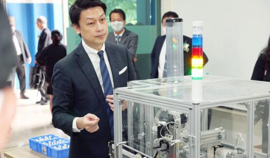 タイのロボット産業発展へ!日タイ共同の高度IT人材育成プロジェクト グランドオープニングセレモニーのサムネイル