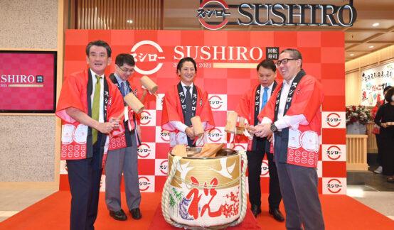 """ร้านซูชิสายพานอันดับ 1 จากประเทศญี่ปุ่น เปิดตัวอย่างเป็นทางการแล้ว! ห้ามพลาด!! โปรโมชั่นเปิดร้านสุดคุ้มกับซูชิ """"โอโทโระ"""" ในราคาเพียง 40 บาทเท่าน้้น!のサムネイル"""