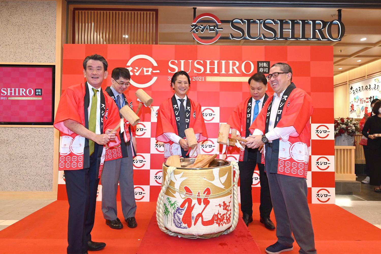 """ร้านซูชิสายพานอันดับ 1 จากประเทศญี่ปุ่น เปิดตัวอย่างเป็นทางการแล้ว! ห้ามพลาด!! โปรโมชั่นเปิดร้านสุดคุ้มกับซูชิ """"โอโทโระ"""" ในราคาเพียง 40 บาทเท่าน้้น!のメイン画像"""