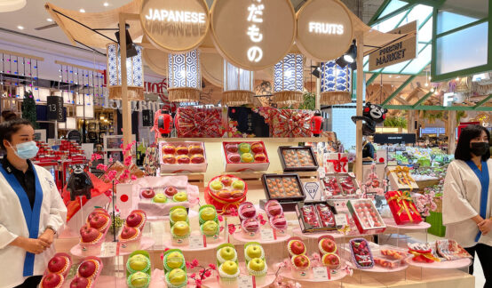 来店客数1日100万人、商品約5万種。高級スーパー「Gourmet Market」の運営戦略とは?のサムネイル