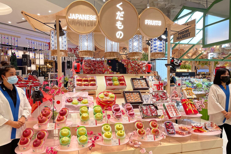 来店客数1日100万人、商品約5万種。高級スーパー「Gourmet Market」の運営戦略とは?のメイン画像